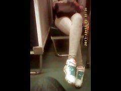 Ricas Nalgas En El Metro