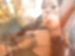 Asian Babe Asa Akira gibt ihre Ass für Ficken und bekommt Gesicht