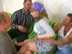 GAME-MEET.COM Russsian Girl Gangbang Teen Girl Force Fucked part2