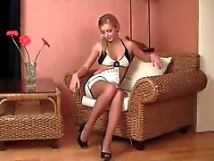 Solo Girls in Nylons 1