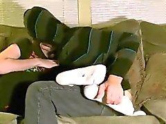 Homojen Jocks Tristanin on mitä ilmeisimmin ollut rakastunut jaloilla joskus