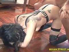 Thai Anal Extensionanal