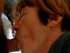 Elisabeth Bernard granny cocksucker
