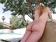 Huge ass whore Danielle Delaunay slammed