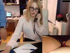 amatrice européenne blond cogné dans pov publique
