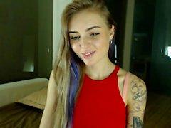 Kaunis Webcam Teen Ever Hän näyttää Tori Black