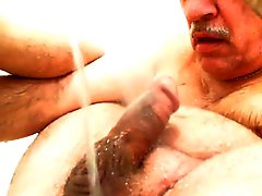 Masturbating Turkey-Turkish Grandpa Davut Babaeski Selfsuck