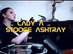 stooge ashtray