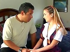 De domestique et le SANS son père