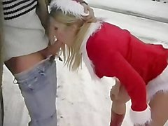 Mme Couilles de la clause et la putain Pôle Nord