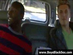 Blacks Thugs kırma Aşağı zor Sissy The White The Boyz 13