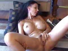 Catalina cums like crazy!