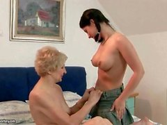 old young lesbian love compilation movie clip 1