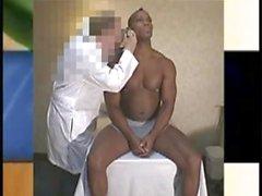 Männliche körperliche Untersuchung - Chris