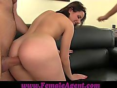 Creampie FemaleAgent Análise for Cutie romena