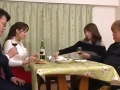Sexy Asian GF Fucked Doggystyle