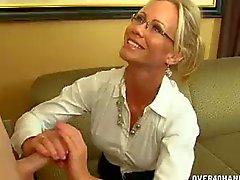 Frauen mit Brille Filme
