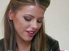 Adriana Chechik Kinky Lesbian Domination