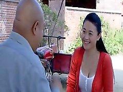 belleza chino estrella de materna atractiva de