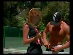 tennis slut gets fucked