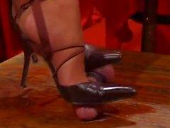Wieder mal mit Geilen Schuhen
