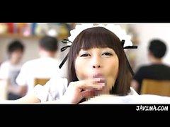 Fun And Cutie Japanese Maid