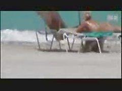 De coco d'Austin am strand