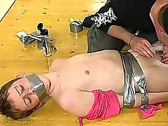 Gay skater emo bondage first time Sebastian Kane has a total