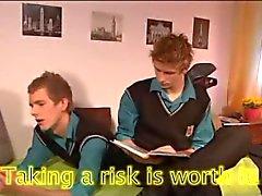 Euro skolpojkar