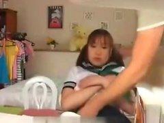 Peluda asiática esposa amateur follada