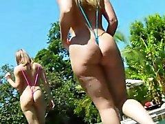 analhole a brincar com dildos luxuosas