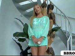 De 18 ans belle allumeuse Alyssa Branch