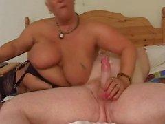 PornDevil13 .. British Granny Vol.9 Сью