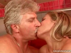 Grandpas and Young Girls Hot Fuck