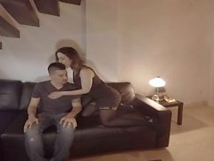 Virtual Reality - Housewarming party: Horny Girlfriend
