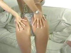 Briana Banks doppie penetrazioni anali