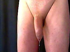 Prostata och bollar massage .