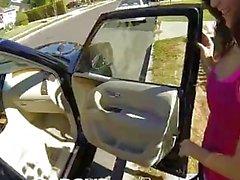 POVD - Car huora Holly Michaelsin on perseestä takaluukussa