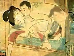 Shunga 3 Japanese art