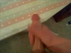 Webcam Hottie montre et Cums