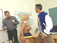 Shyla Stylez - Cheerleader DP