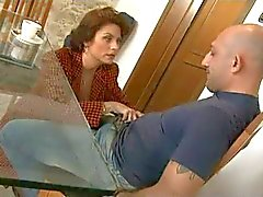 Mature Segretary Go Crazy For Italian Big Cocks - Anaal S88