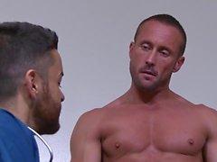 Eksoottinen homo clip Sex, Hunks kohtauksia