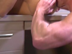 Clip gay exótica con el sexo, escenas Hunks