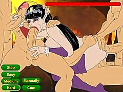 Legend Of Zelda Four Sluts
