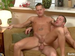 Married hunk Shane Frost gets fucked by handsome gay Trevor Knight