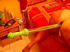 Королевы зеленой меч !!!