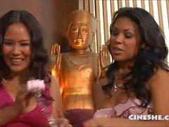 Cassandra Cruz & Jessica Bangkok