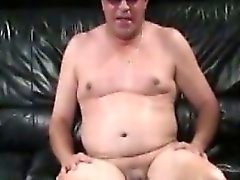 Old fat guy humiliated by hot femdom amateur