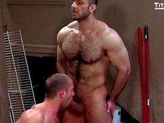 Catch 22: Scene 2: Adam Champ and Donnie Dean by TitanMen